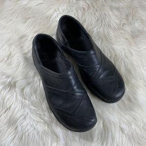 Merrell Black Air Cushion Size 11 Clog Work Shoe